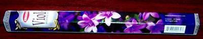 Betisoare parfumate cu aroma de violete