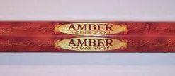 """Betisoare parfumate - Feng Shui - """"Amber"""""""