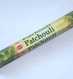 Betisoare parfumate - Patchouli
