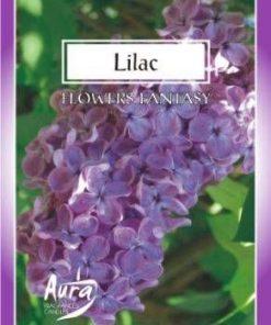 Set de sase lumanari - Liliac