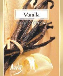 Set de sase lumanari - Vanilie