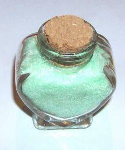 Sticluta cu sare de baie - aroma de mar