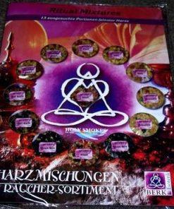 Set pentru fumigații pentru ritualuri magice