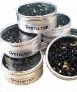 Cutiuță cu rășină / tămâie pentru fumigație - Protecție